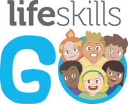 LifeskillsGo Logo Blue