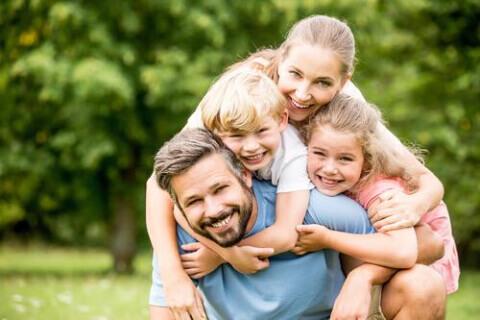 father-children